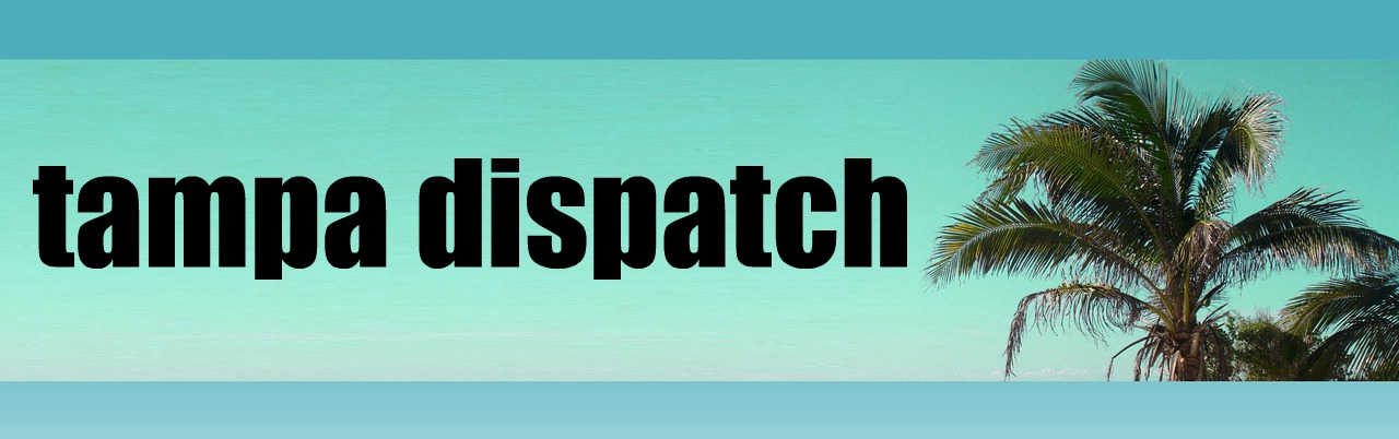 tampa dispatch banner