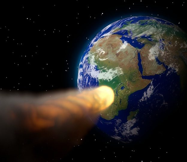 A Huge Asteroid Is Passing Very Close To Earth This Weekend