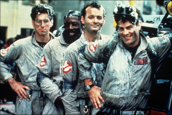 """""""Ghostbusters"""" returns to theaters for 30th anniversary"""