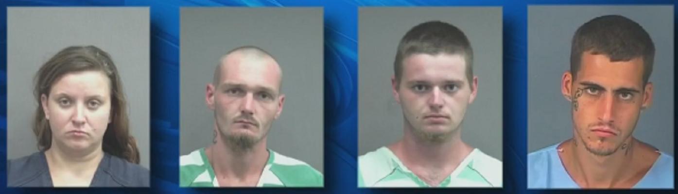 Preston Talley murder case suspects arrested