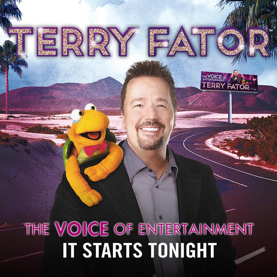Terry Fator tour