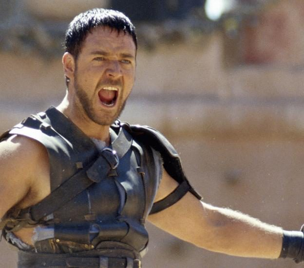 crowe gladiator