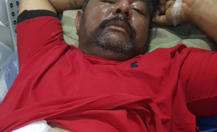 Nadeem Joseph pakistan family shot for moving to muslim neighboorhood