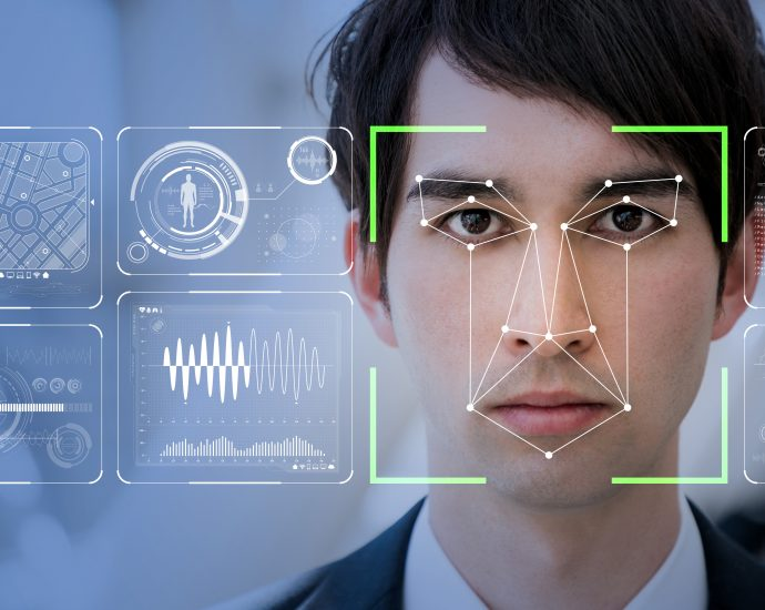 facial recognition scan